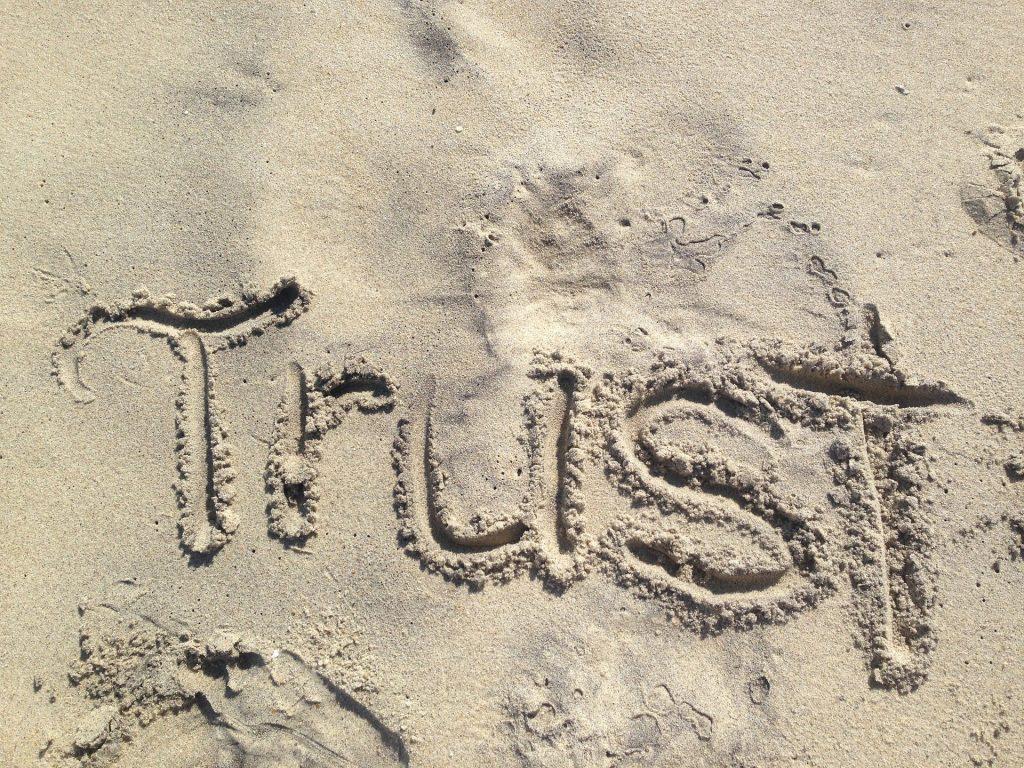 vertrouwen in teams